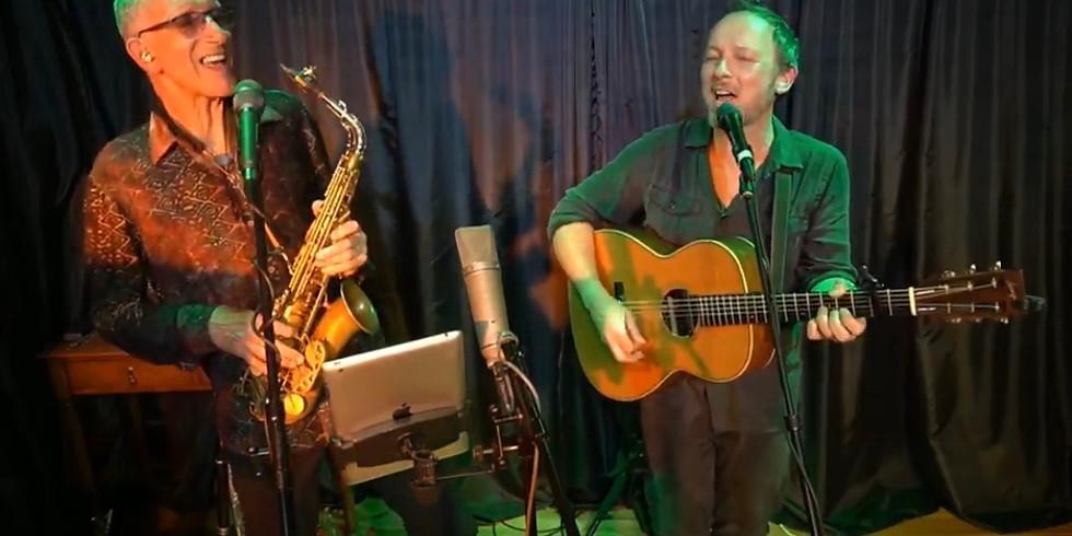 Snake Davis and Gareth Moulton
