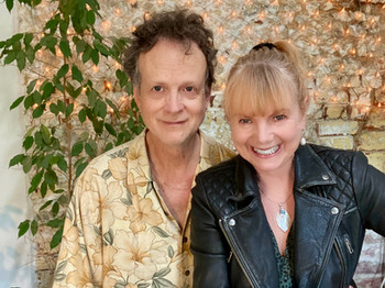 Debbie Cassell and Martin Ancell