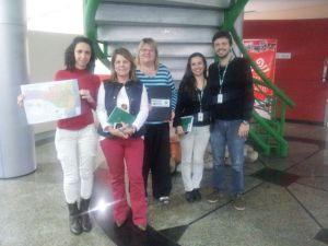 Projeto Babitonga Ativa planeja formação em ecocidadania com a 23ª Gerência de Ensino da rede estadu