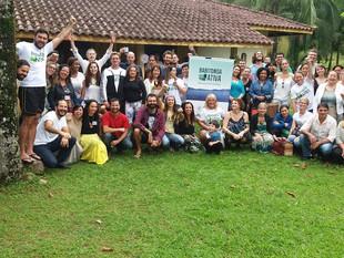 1º Seminário Regional de Integração dos participantes da Formação Continuada em Ecocidadania integra