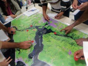 Planejando o espaço marinho da Babitonga: pescadores e maricultores indicam usos da baía