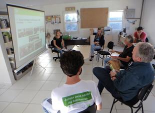Planejamento Espacial Marinho do Projeto Babitonga Ativa inicia segunda rodada de oficinas