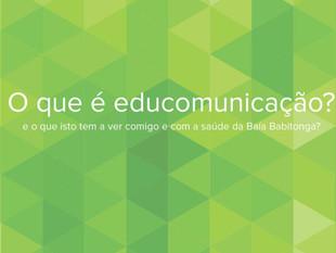 O que é educomunicação? E o que isto tem a ver comigo e com a saúde da Babitonga?