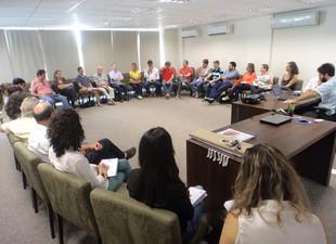 Saiba mais sobre o Grupo Estratégico de Mobilização (GEM)