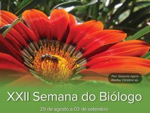XXII Semana do Biólogo começa hoje na Univille