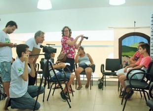 Vem filmar com a gente! Inscrições abertas para 2º Ciclo de Oficinas em Educomunicação Audiovisual