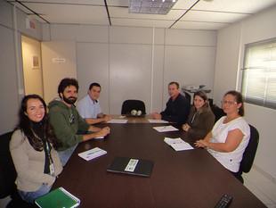 Projeto Babitonga Ativa se reúne com secretaria de Meio Ambiente de São Francisco do Sul