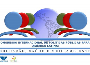 Universidade do Vale do Itajaí (Univali) vai promover Congresso