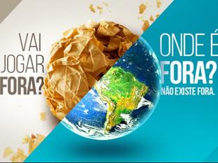 Semana Lixo Zero busca sensibilizar a população sobre a sustentabilidade no mundo
