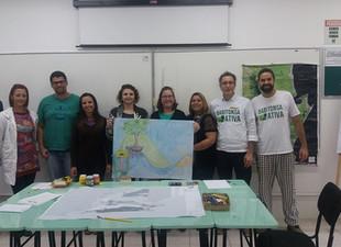 Formação de coletivos educadores é tema do sexto ciclo de oficinas da Formação Continuada em Ecocida