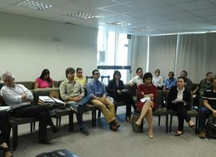 Sexta reunião do Grupo Estratégico de Mobilização (GEM) discutiu sugestões ao documento-base