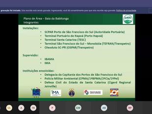 Ecossistema da Babitonga é classificado pelo Ministério do Meio Ambiente como área prioritária para