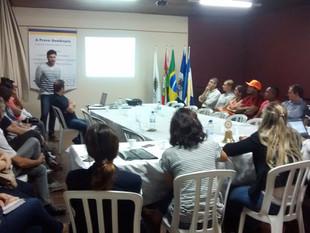 Rotary Club Joinville Leste está preocupado com a sociedade no entorno da Babitonga