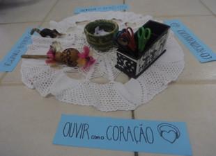 Participantes da Formação Continuada em Ecocidadania vivenciam a visão de mundo da Comunicação Não-v