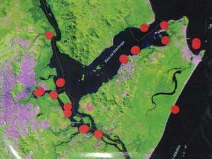 Agentes de turismo de São Francisco do Sul indicam usos da Baía Babitonga em oficina de planejamento