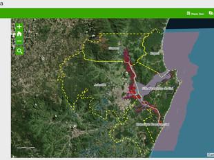 Sistema de Informação Geoespacial (SIG) permite acesso interativo a informações do Ecossistema Babit