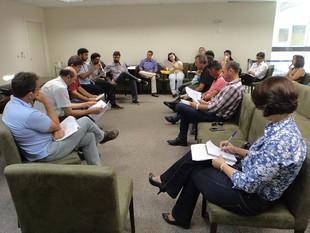 Grupo de Trabalho avança na construção de um modelo para o Grupo Pró-Babitonga