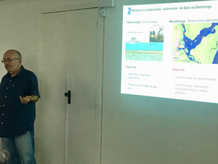 Público tem acesso às informações técnicas do Grupo Pró-Babitonga (GPB)