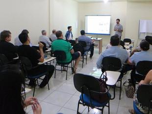 Empresários de Araquari e Balneário Barra do Sul conhecem as ações do Projeto Babitonga Ativa