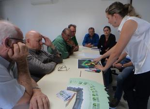 Agentes de turismo e lazer de Joinville, Balneário Barra do Sul e Itapoá se reúnem com o Projeto Bab