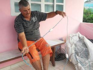 Pesca de praia pode desaparecer na Baía Babitonga, segundo pescador de São Francisco do Sul