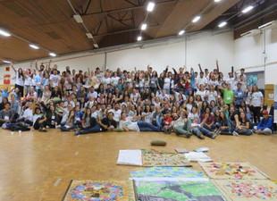1° Seminário Regional Juvenil integra jovens alunos da rede pública de ensino dos municípios do ento