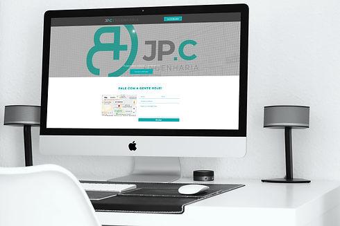 Site JPC engenharia