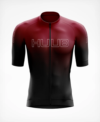 HUUB Core 2 Womans Short Sleeve Cycle Jersey Front