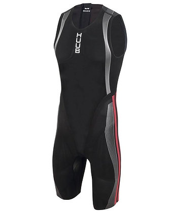 HUUB Albacore Mens Triathlon Swimskin - side
