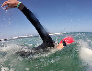 Malcolm Greenslade Swim Coach, Lyme Regis, Dorset