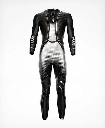 HUUB Brownlee Agilis Limited Edition Triathlon Silver-Bronze Wetsuit