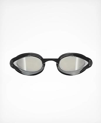 Burnell - Black/Smoke Swimming Goggles from HUUB