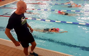 Front Crawl Swimming Workshop with Lyme Bay Swimming