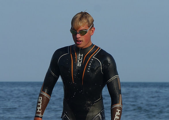 HUUB Varman Mens Triathlon Wetsuit - Lyme Regis, Dorset