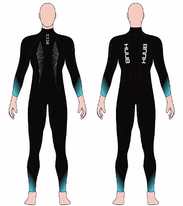 HUUB Alta Womans Open Water Swimming Wetsuit 2021