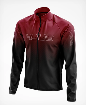 HUUB Core 2 Mens All Elements Cycling Jacket Angle