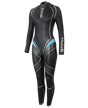 HUUB Aegis III Womans Triathlon Wetsuit - Angle