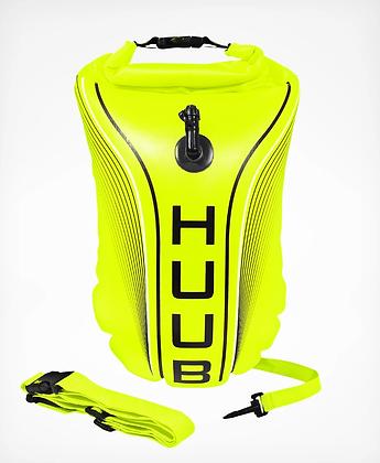 HUUB Tow Float - Fluro Yellow