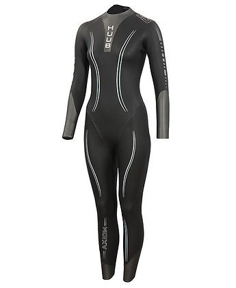 HUUB Axiom womans swimming wetsuit side view