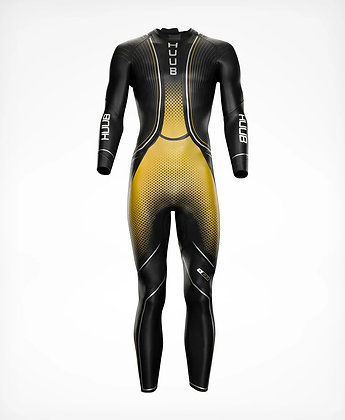 HUUB Brownlee Agilis Limited Edition - Gold-Front
