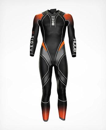 HUUB Aegis X mens Triathlon Wetsuits-front