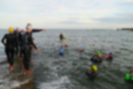 Open Swim Water Coaching in Lyme Regis