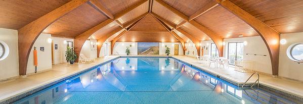 Highlands End Leisure Club Swimming Pool, Eype, Dorset