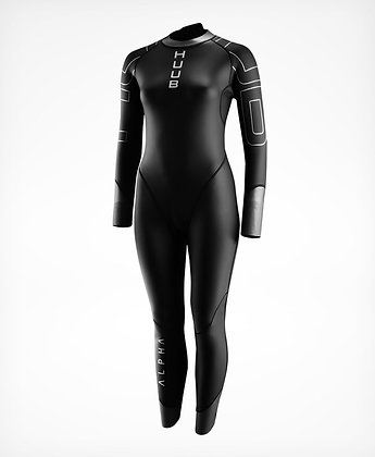 HUUB Alpha Womans Open Water Swimming Wetsuit