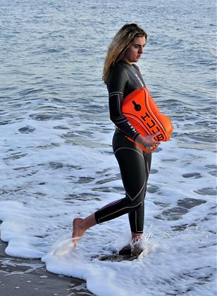 HUUB Safety Tow Float - Orange