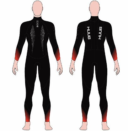 HUUB Alta Mens Open Water Swimming Wetsuit 2021