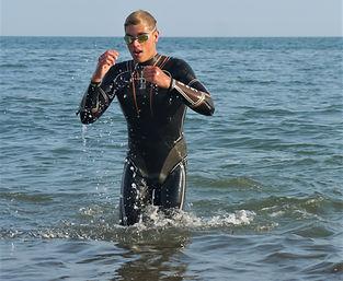 Ben Greenslade, Open Water Swimmer