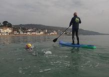 1-2-1 Open Water Swimming Coach, Lyme Regis, Dorset