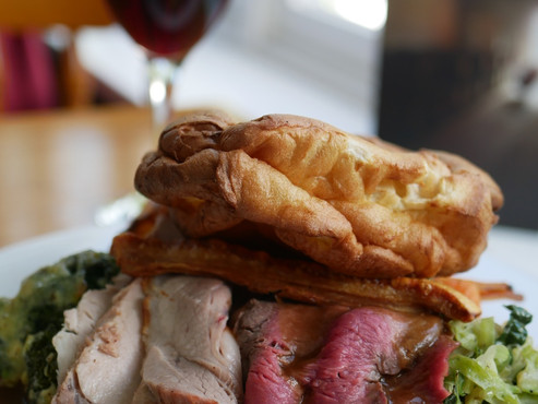 Recommended Sunday Roast