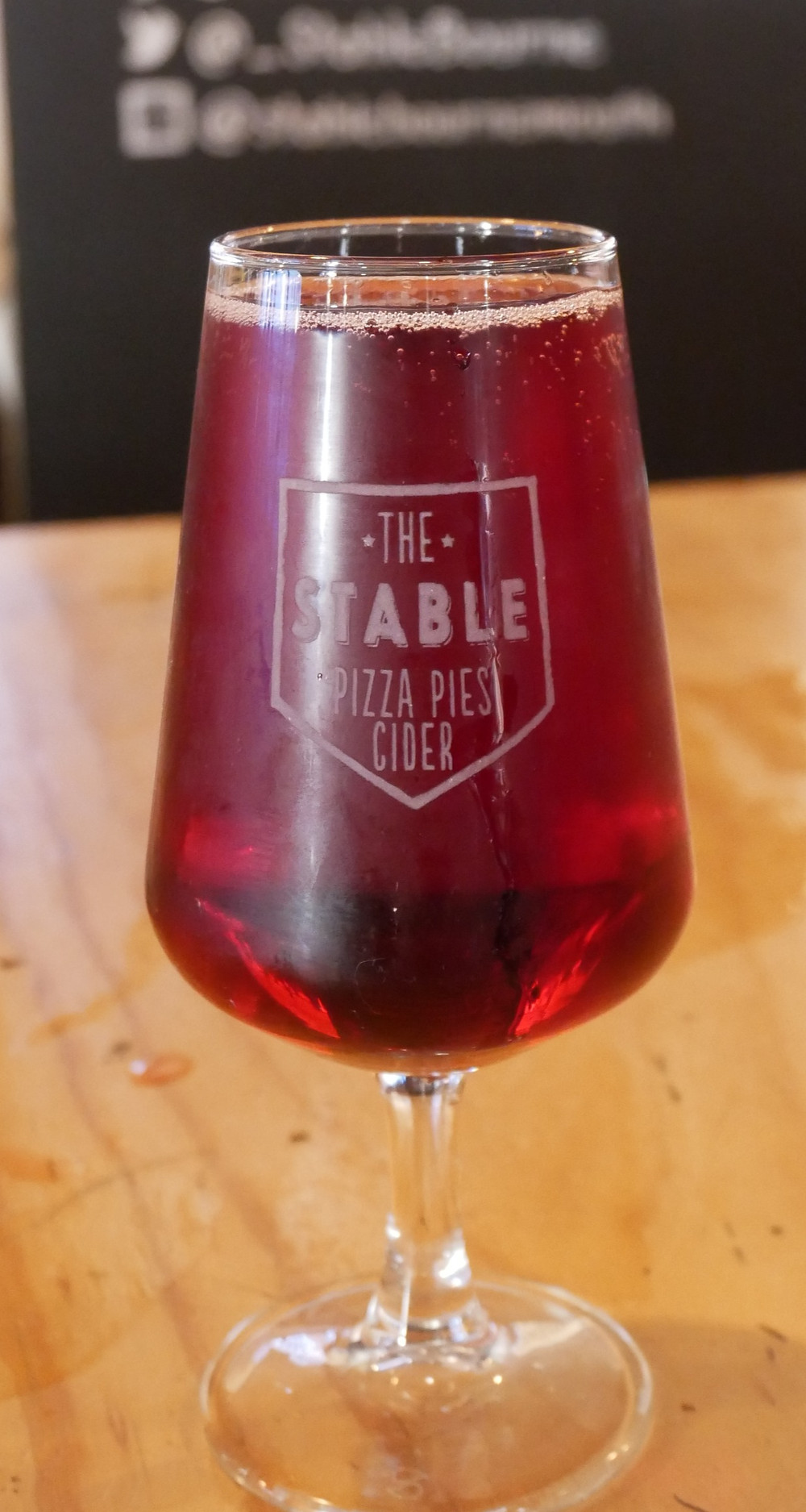 The Stable  - Cider